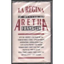 """Aretha Franklin MC7 """"La Regina"""" Il Meglio Di / Five Sigillata 8012842300745"""