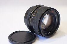 CARL ZEISS PLANAR 50 mm f/1.4 T * objectif Contax C/Y mount 1.4/50