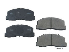 Disc Brake Pad Set fits 1984-1990 Mitsubishi Cordia,Tredia Mirage Galant  MFG NU