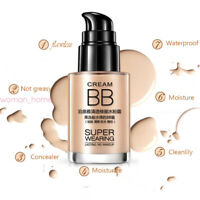 Liquid Make up Concealer Full Coverage Long Lasting Face Cream Foundation Beauty
