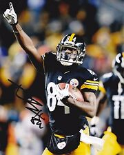 Pittsburg Steelers Antonio Brown Autographed 8x10 Photo (Reproduction)