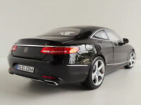 Mercedes-Benz S-Class Coupe 1/18 NOREV 183482 Mercedes 218 S-Klasse 217 S 500
