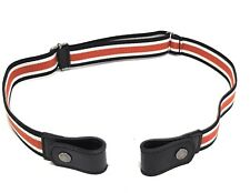 "DIESEL Gürtel ""Blogo Belt"" Adjustable Elastic Jeansgürtel Leder  #60"