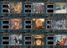 Artbox Harry Potter and the Sorcerers Stone Filmcell Cell Filmcard 9 Set CFC