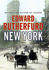 New York, Rutherfurd, Edward, 1846051959, New Book