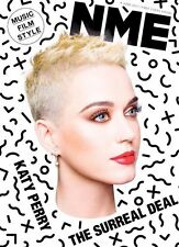 KATY PERRY WITNESS THE COURTEENERS NME 9 JUNE 20 INTERNATIONAL SHIPPING INCLUDED