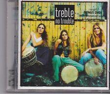 Treble-No Trouble 2 cd album