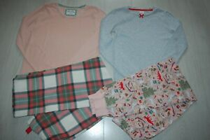 Mini Boden  Two  Girls Pyjamas Age 12  Years, in vgc,