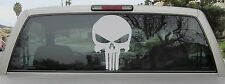 The Punisher Sticker - Vinyl Decal - You Choose size & Color - Style 2 New vers.