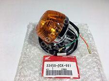 New Honda SRX50 SRX90 left front turn signal winker 33450-GCK-661