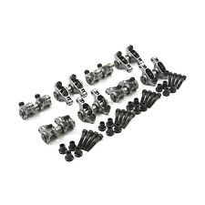 Chevy GM LS1 / LS6 1.9 Ratio Adjustable Stainless Steel Roller Rocker Arm Set