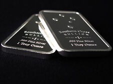 Southern Cross 'Eureka' Silver 1 oz Bullion Bar