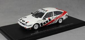 Neo Models Alfa Romeo GTV6 2.5 DPM 1985 Peter Oberndorfer 46650 1/43 NEW