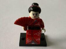 LEGO - MINIFIGURINE DE COLLECTION - SERIE 4 : KIMONO GIRL : COL04-2