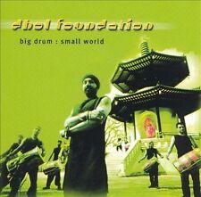 Big Drum: Small World by Dhol Foundation (CD, Jul-2001, Narada)