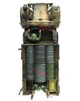 1:32 Unimax Toys Forces of Valor WWII Afrika Korp Krupp Truck - NSG Custom Works
