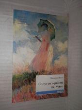 COME UN AQUILONE NEL VENTO Marianna Russo Albatros 2011 libro romanzo narrativa