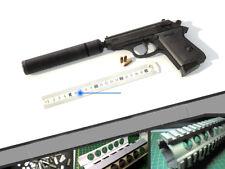 1:1 PPK 007 pistol paper Model Do It Yourself DIY do not shoot