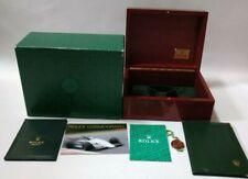 GENUINE ROLEX Daytona  Watch box case 81.00.09 Booklet/9192505102