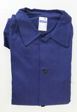 Veste bleu travail indigo 54 / 56 XL ALFOLUX vintage work chore jacket 44 / 46