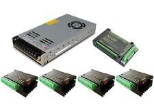 Novusum 4 Ejes Controlador Usb Board paquete 6 piezas