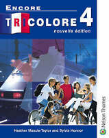 Encore Tricolore 4: Nouvelle Edition (French Edition)-ExLibrary