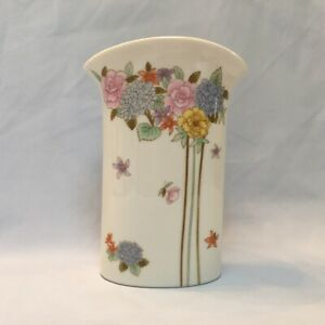 dansab Small Floral Vase - Made in Japan - 15 cms