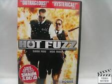 Hot Fuzz * DVD * Widescreen * Simon Pegg * Nick Frost *
