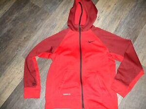 youth boy's XL NIKE elite hoodie & yellow athletic shirt Dickies + FREE gift