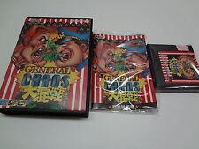 General Chaos Daisakusen Sega Megadrive Japan