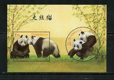 R388 Austria 2003 fauna Panda Bears sheet Mnh