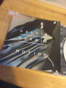 Calvin Harris - Motion🌟🌟🌟🌟🌟(Parental Advisory, 2014)