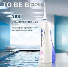 Pro Rechargeable Oral Care Irrigator Gum Dental Water Jet Flosser Teeth Floss