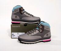 Timberland Euro Hiker Jacquard Mid Hiking Boots  Grey Mens Sz 8.5 New w Box