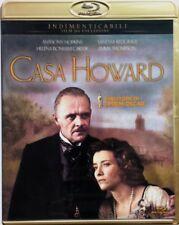 Blu-ray Casa Howard (Indimenticabili) di James Ivory 1992 Usato