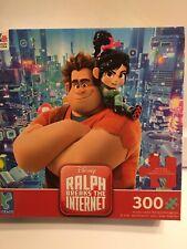 Disney Puzzle 300 PC. Wreck-it Ralph Ralph breaks the internet Age 4+ New