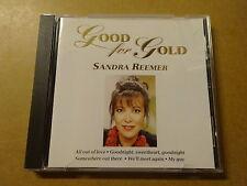 CD / SANDRA REEMER: GOOD FOR GOLD