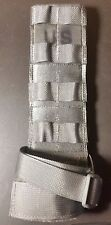 FOLIAGE GREEN MILITARY ISSUE MOLLE II HOLSTER / LEG EXTENDER HOLDS VARIOUS TOOLS