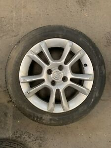 Vauxhall Corsa D SXI Alloy Wheel With Tyre 195 55 16 6mm TYRE 2007 - 2014