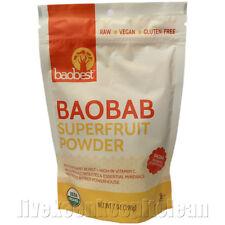 Baobest - Organic Baobab Fruit Powder - 198g