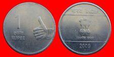 1 RUPEE 2009 INDIA-17777