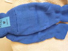 New unworn 8 inch and 15 inch royal blue ankle/legwarmers by Katz Dancewear.