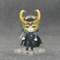 Nendoroid 866 Thor Ragnarok Loki Ragnarok Edition Figure Figurine Toy 10cm