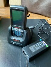 2 units x Honeywell Dolphin D60s Handheld Scanner with battery & charger barcode