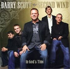 Barry and Second Wind Scott - In Gods Time [CD]