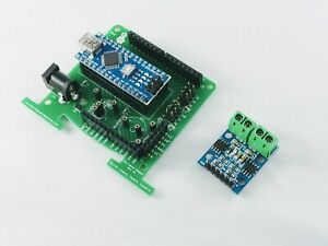 2WD Smart DC Motor Robot Car Arduino Controller Plus Driver Ships From USA