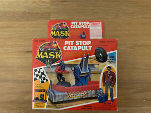 M.A.S.K. Kenner Pit Stop Catapult (US Version) - MISB NEU