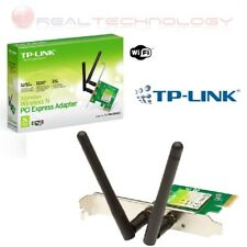 SCHEDA DI RETE INTERNA WIRELESS 300MBPS WIFI TP-LINK PCI-E TL-WN881ND