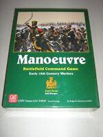 Manoeuvre: Early 19th Century Warfare (New)