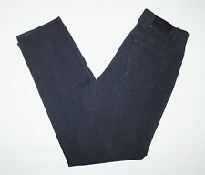 "Lauren Jeans Womens Jeans Size 8 Stretch 31"" Inseam Charcoal Gray Ralph Lauren"